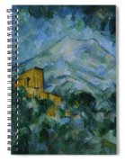 Victoire And Chateau Noir Spiral Notebook