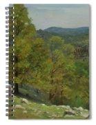 Victor Coleman Anderson  1882  1937  Rocky Uplands 1921 Spiral Notebook