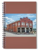 Victor Elks Lodge Spiral Notebook