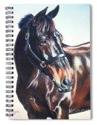 Victor Spiral Notebook