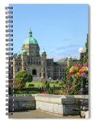 Victoria  2995 Spiral Notebook