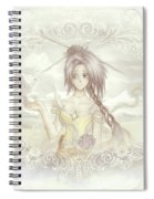 Victorian Princess Altiana Spiral Notebook