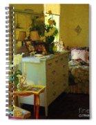 Victorian Sunshine Spiral Notebook