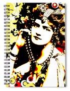 Victorian Temptation Spiral Notebook