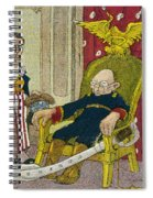 Victoriano Huerta Spiral Notebook