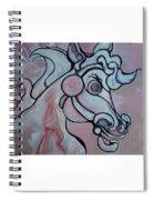 Victoria's Secret Spiral Notebook