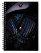 Victory Eagle 1485 H_2 Spiral Notebook