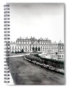Vienna And The Belvedere Spiral Notebook