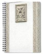 Vienna Architecture Spiral Notebook