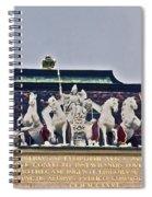 Vienna Austria Dan051 Spiral Notebook