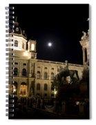 Vienna Natural History Museum Spiral Notebook
