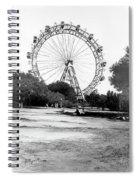 Viennese Giant Wheel Spiral Notebook