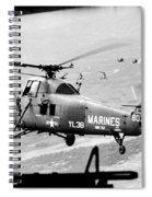 Vietnam War 1966 Spiral Notebook