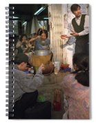 Vietnamese Street Food Spiral Notebook