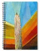 View From 34th St Spiral Notebook
