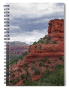 View From Doe Mountain Trail Spiral Notebook