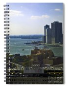 View From Dumbo Spiral Notebook