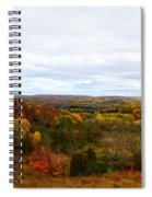View From Kidder Road Spiral Notebook