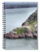 View From Signal Hill Spiral Notebook