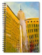 View From The 33 St Spiral Notebook