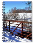 View From The Bridge Spiral Notebook