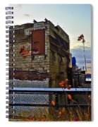 View From The High Line Spiral Notebook