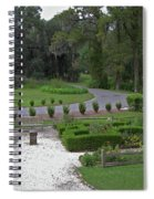View From The Porch Spiral Notebook