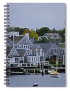 View From The Water Spiral Notebook