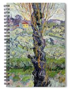 View Of Arles Spiral Notebook