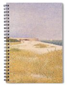 View Of Fort Samson Spiral Notebook