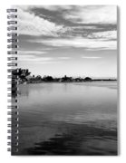 View Of Lemon Bay Spiral Notebook