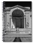 View  Of The Memorial Amphitheater At Arlington Cemetery  Spiral Notebook