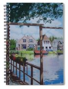 View On Hillegersberg Spiral Notebook