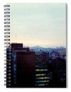 View Toward Saint Lawrence Spiral Notebook