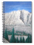Viewfrom Spruces Spiral Notebook