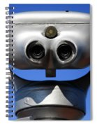 Viewing Telescope Spiral Notebook
