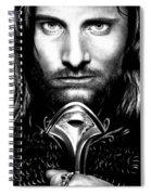 Viggo Mortensen Spiral Notebook