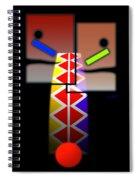 Vigil Spiral Notebook