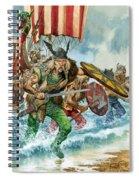 Vikings Spiral Notebook