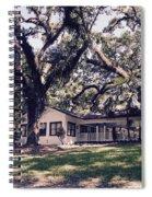 Villa At Flamingo Gardens Spiral Notebook