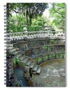 Villa Lante Garden Spiral Notebook