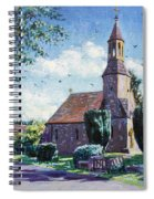 Village Church  Spiral Notebook