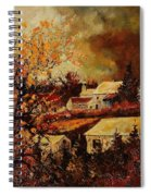 Village Curfoz Spiral Notebook