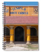 Village Of Coba Spiral Notebook
