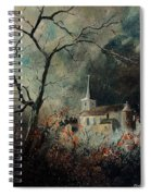 Village Vivy Spiral Notebook