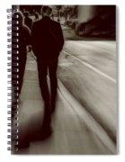 Village Walk Spiral Notebook