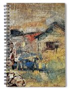 Village Zone 1 Spiral Notebook