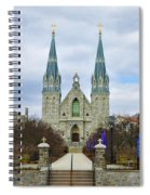 Villanova College Spiral Notebook