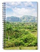 Vinales Valley Spiral Notebook