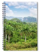 Vinales Valley Spiral Notebook